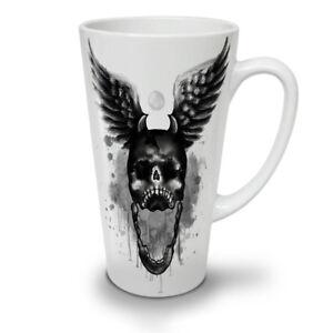 Angel Skeleton Dead NEW White Tea Coffee Latte Mug 12 17 oz | Wellcoda