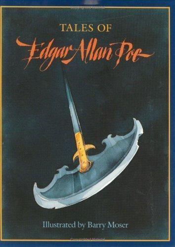 Books Of Wonder Tales Of Edgar Allan Poe By Edgar Allen Poe 1991