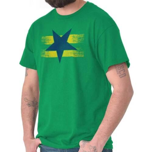 Blue Sun Star Retro Sci-Fi Show Nerdy Geeky Joss Wheadon Classic T Shirt Tee