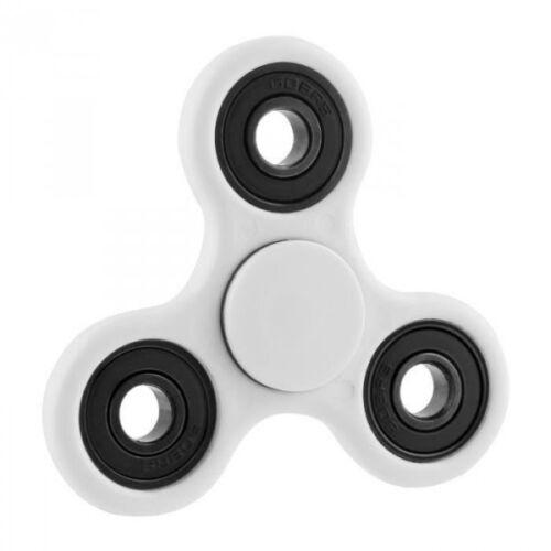 Fidget Toy a mano dito Spinner LED Flash Fidget nuovo giocattolo FOCUS stress rilascio