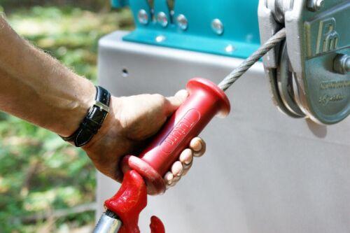 Pfanzelt TUTUM Quetschschutz Pro Handschutz Forstseilwinde