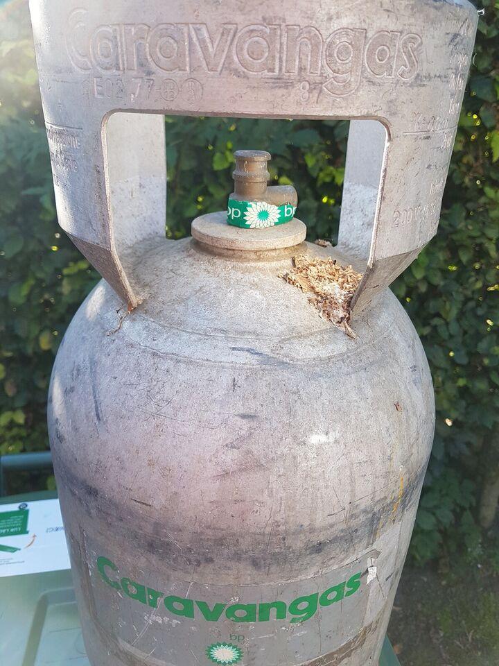 Caravan gasflasker 7 kg