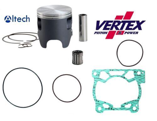 "Husqvarna TC250 TE250 Top End Rebuild Kit Vertex /""A/"" Piston /& Gaskets 2017-2018"