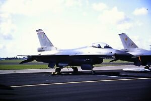 3-727-General-Dynamics-F-16-Belgian-Air-Component-FA-75-Kodachrome-SLIDE