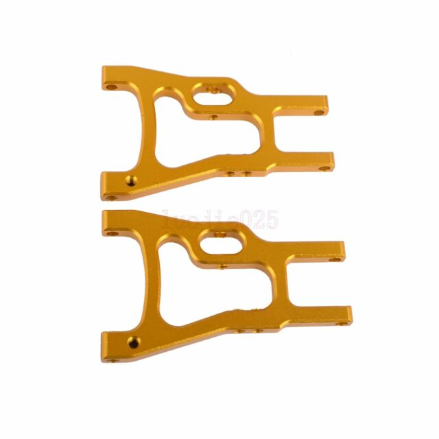 102021 HSP Rear Lower Suspension Arm For RC 1/10 On Road /Drift Car Parts Yellow