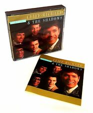 Cliff Richard & The Shadows-Best Of-5CD Set-2000 Readers Digest Oz-Phil Everly
