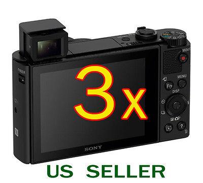 Vidrio De Protección De Pantalla LCD para Sony Cybershot DSC-HX400V