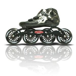 Trurev Inline Speed Skate Boot Inlineskating-Artikel Size 9