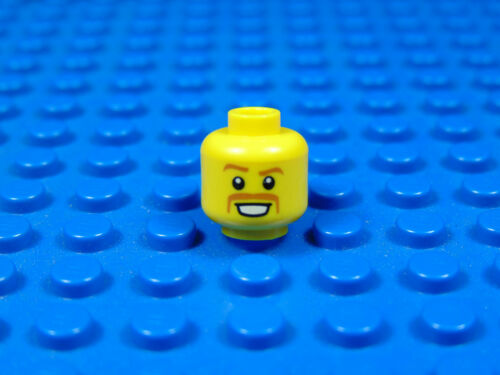 7 LEGO-MINIFIGURES SERIES X 1 HEAD FOR THE DAREDEVIL FROM SERIES 7 PARTS