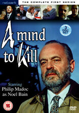 A MIND TO KILL - SERIES 1 - DVD - REGION 2 UK