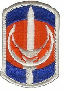 FULL COLOR 228TH SIGNAL BRIGADE PATCH