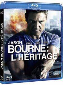 Jason-Bourne-Patrimonio-Jeremy-Renner-Scott-Glenn-Blu-Ray-Nuevo-en-Blister