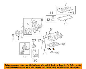 image is loading pontiac-gm-oem-09-10-vibe-engine-parts-