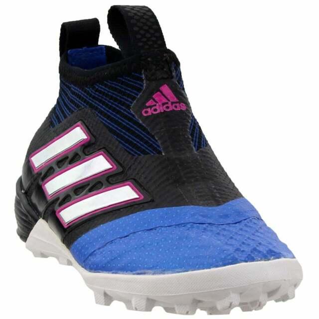 adidas Ace Tango 17+ Purecontrol Turf Junior  Casual Soccer  Cleats Black Boys -