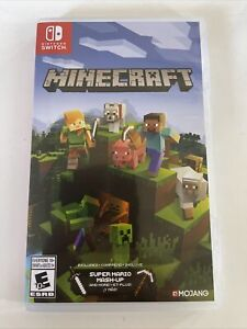 Minecraft (Nintendo Switch, 2018) Complete & Tested