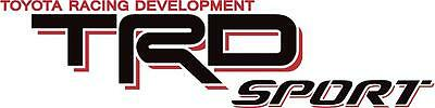 Toyota TRD Sport Replacement Off Road 4x4 Style2 Tundra/Tacoma Truck Decal/truck