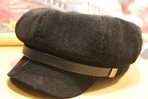 New kartuzy velvet corduroy velveteen Made Russia Grin peaked Russian cap hat