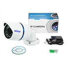 Waterproof Wireless 720P HD CCTV Security IP Camera Night Vision Vision Bullet