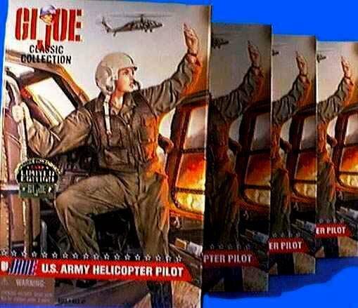 Juguetes Hasbro Gi Joe 12 Pulgadas Us Army Helicopter Pilot Gi Jane Nuevo En Funda.