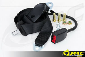 Mazda-Rotary-Replacement-Seat-Belts-Non-Retractable-Front