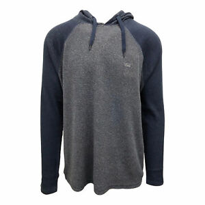 Vans-Off-The-Wall-Men-039-s-Insignia-Blue-L-S-Pullover-Hoodie-Retail-40