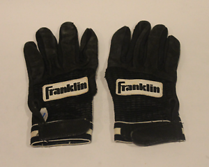 Unknown MLB player game used worn batting gloves! Guaranteed Authentic! 5956
