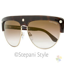 ee014a6d5967 item 2 Tom Ford Square Sunglasses TF318 Liane 52G Havana Rose Gold FT0318 -Tom  Ford Square Sunglasses TF318 Liane 52G Havana Rose Gold FT0318