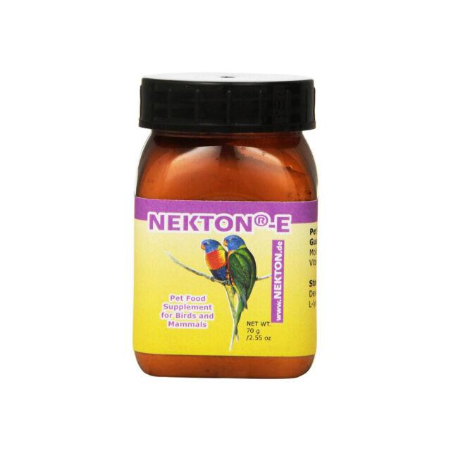 NEKTON 202075 Vitamin E Supplement for Birds - 70 G for ...