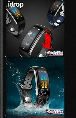 Iwatch Colorful Display Smart Watch Heart Rate Blood Pressure Monitor