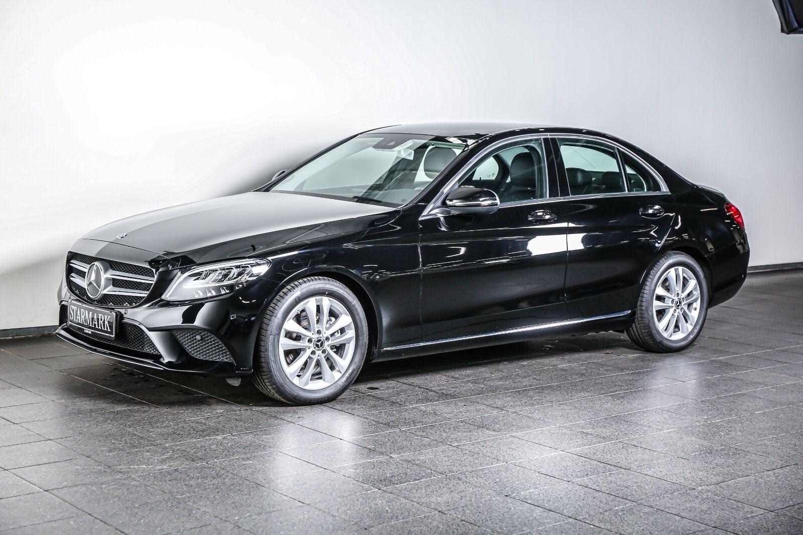 Mercedes-Benz C220 d 2,0 Advantage aut.