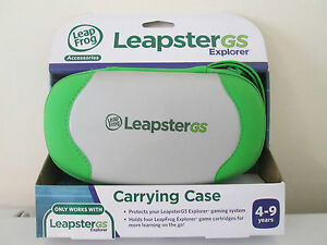 LEAP-FROG-LEAPSTER-GS-EXPLORER-CARRYING-CASE-BRAND-NEW