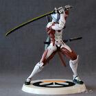 Blizzard Overwatch Gaku Space Genji PVC Simulation Figurine Toys Model Figure