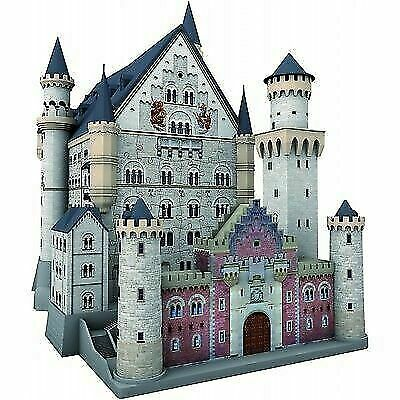 neuschwanstein castle puzzle 1000 pc ravensburger