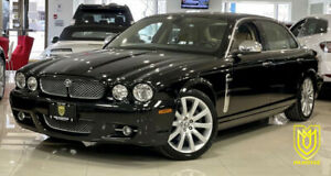 2008 Jaguar XJ Vanden Plas|No Accident|Navi|Alpine Sound|Clean