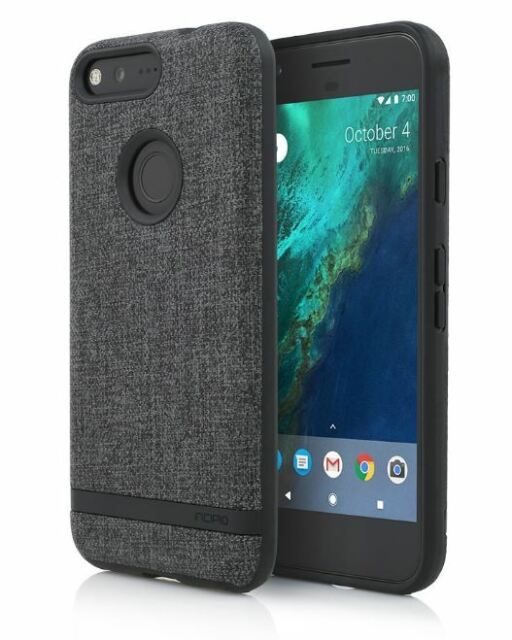 hot sale online f04f9 c633a Incipio Carnaby for Google Pixel 2 Case Esquire Series With Co-molded Tax