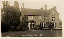 Overbury. The Vicarage # O 47 in Dorette Series.