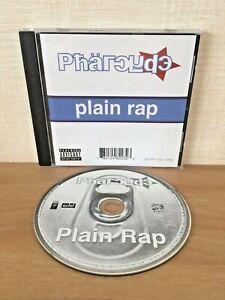 The-Pharcyde-Plain-Rap-CD-Album-Classic-West-Coast-Lyrical-782124822323