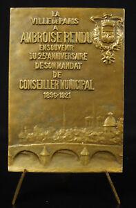 Medaglia-Ambrose-Rendering-Avocado-1922-Inciso-da-Louis-Emile-C-1874-Medal