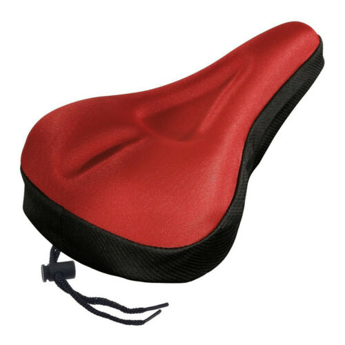 Silicone Soft Breathable Bicycle Bike Saddle Gel Cushion Pad Seat Cover Surprise