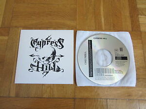 CYPRESS-HILL-Throw-Your-Set-In-The-Air-1995-EUROPEAN-6-track-CD-single
