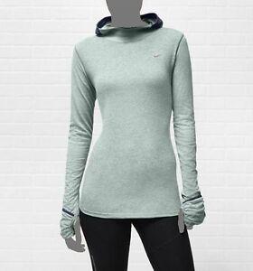 2d178e73e1b1 Nike Women s Dri-Fit Soft Hand Hoody - Fiberglass - Tag  60