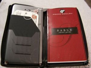 **NEW** 1995 Mercury Sable Owners Manual Set Case 95