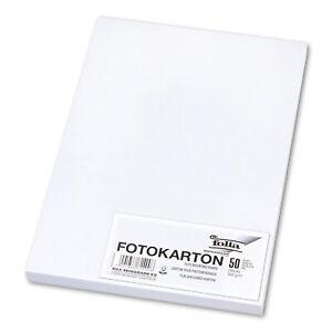 18 ziegelrot Gewicht 300g//m² Fotokarton A4 50er Pack 0,14€//Bogen