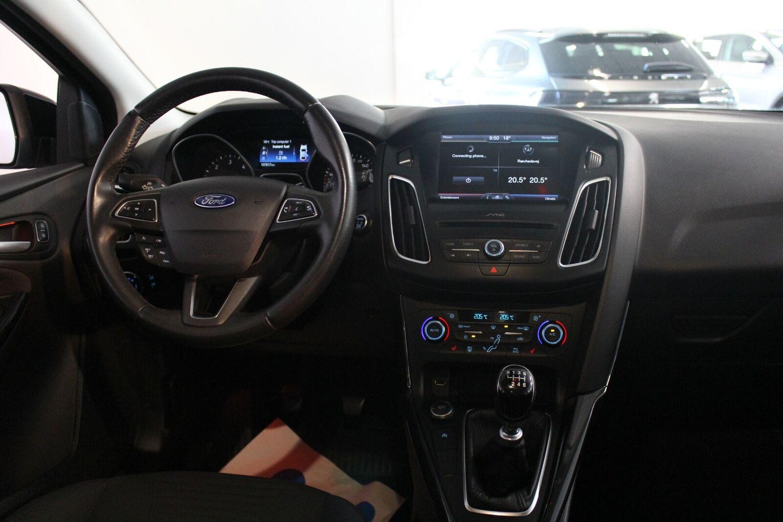 Ford Focus 1,5 TDCi 120 Titanium stc.