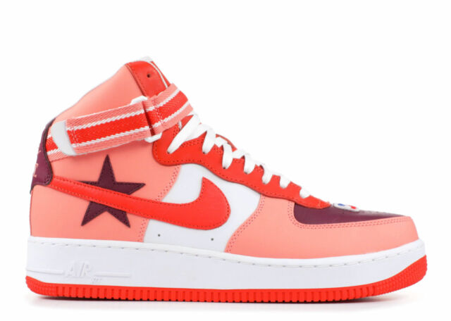 timeless design ee22a 1f745 Nike Air Force 1 High x RT Riccardo Tisci Minotaurs AQ3366-601 LIMITED