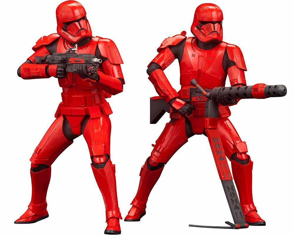 KOTOBUKIYA ARTFX+ STAR WARS Sith Trooper 2 Pack 1 10 scale Japan version