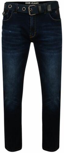 58 Kam Garcia Low Waist Jeans in Blue 44 60 56 50 54 46 48 52