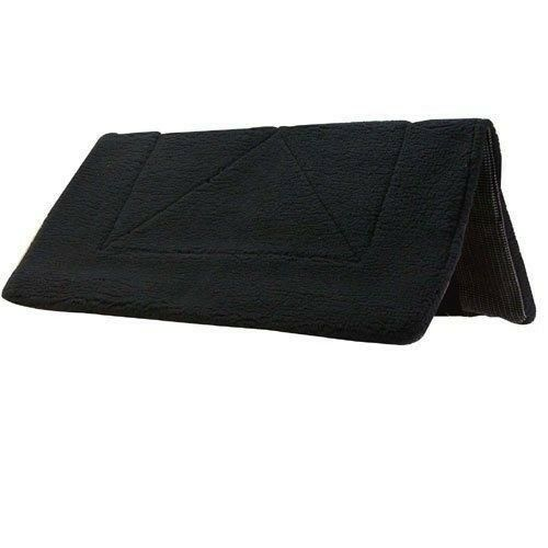 Intrepid International NEW Western Fleece Saddle Pad Washable Breathable