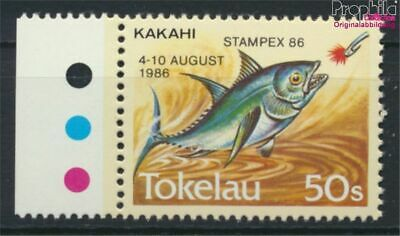 Unmounted Mint / Never Hinged 1986 Stamp 9305173 A Complete Range Of Specifications Ingenious Tokelau 129 complete Issue