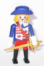 Playmobil Special Ritter Figur 4551 BLAUER MUSKETIER Ritterburg Schwert Gurt